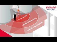 Zone-D Security Laser Sensor von DENSO