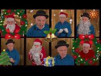 Corona-freies Weihnachten !? Das fordert ein in Berlin lebender Künstler in seinem aktuellen Song