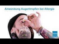 Klimawandel fördert Allergien – Augentropfen gezielt einsetzen